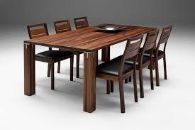 Modern Wood Dining Room Table Modern Wood Dining Room Tables Awesome With Picture Of Modern Wood