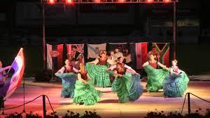 El Palacio Night Club San Bernardino by Paraguayan Folk Dance Acuarela Paraguaya Paraguay Pinterest