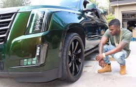 tyga yellow bentley video archives savini wheels