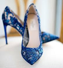 wedding shoes blue 6 beautiful pairs of bridal shoes in shades of blue wedding