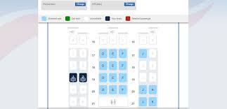 Air France A380 Seat Map by Review Of British Airways Flight From Dubai To London In Premium Eco