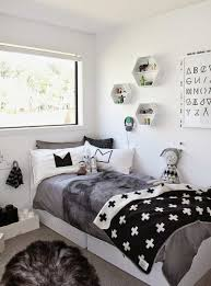 Gorgeous Bedding 10 Monochrome Kids Rooms Tinyme Blog