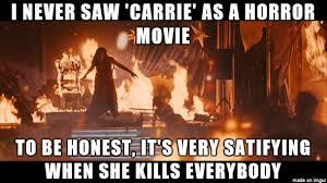 Carrie Meme - let s get it straight meme on imgur