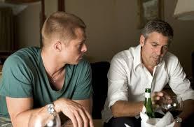 Oceans Twelve George Clooney U0026 Brad Pitt Fanlisting