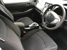 nissan leaf 2017 interior nissan leaf acenta sold electric u0026 hybrid car specialists