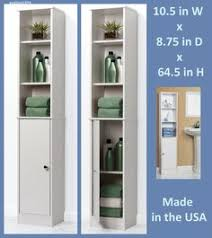 floor cabinet with doors and shelves amazing narrow bathroom cabinets 1 tall narrow bathroom storage