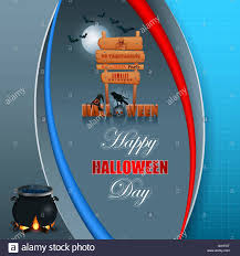 halloween raven background halloween celebration background with wooden sign witch u0027s