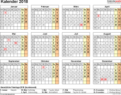 Kalender 2018 Gestalten Kostenlos Kalender 2018 Zum Ausdrucken Als Pdf 16 Vorlagen Kostenlos