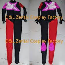 Spandex Halloween Costumes Dhl Garnet Steven Universe Female Superhero Catsuit Cosplay
