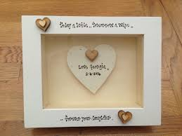 wedding gift photo frame shabby personalised chic box frame gift of the