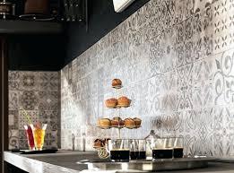 carreaux muraux cuisine carreaux de ciment cuisine mur carreaux de ciment credence cuisine