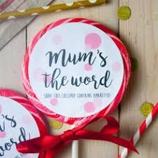 s day lollipops personalised edible flower lollipops products flower and lollipops