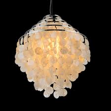 chandelier style lamp shades compare prices on shell chandelier lighting online shopping buy