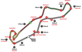 Mid Ohio Track Map by Stu U0027s Shots R Us Repsol Honda U0027s Marquez Wins 8th Race Of Season