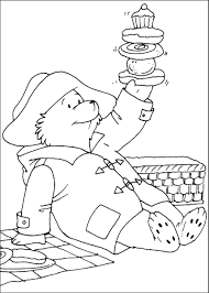 paddington bear colouring pages vladimirnews