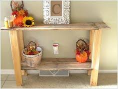 Pallet Console Table Rustic Foyer Table Made From Pallets My Mom Is Awesome Perfect
