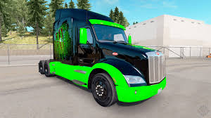 monster energy monster jam truck monster energy skin for the truck peterbilt for american truck