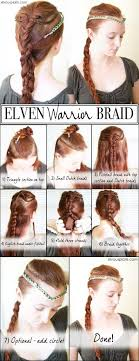 celtic warrior hair braids best 25 warrior braid ideas on pinterest viking costume witch