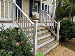 DIY Front Porch Railing Replacement Project  Hometalk