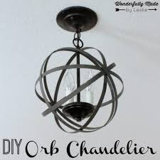 diy sputnik chandelier diy chandelier tutorials