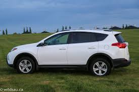 review 2013 toyota rav4 xle awd wildsau ca