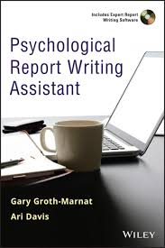psychological report writing assistant ebook by gary groth marnat