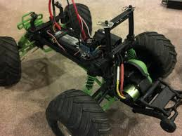 grave digger monster truck rc grave digger stampede won u0027t move r c tech forums