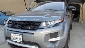 burgundy range rover 2016 matte black 2012 range rover evoque wraped by impressive wrap 3m