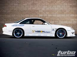 nissan 240sx s14 modified 1996 nissan 240sx information and photos zombiedrive
