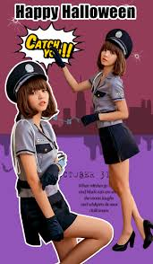 police costume for halloween sexyqueen rakuten global market great cosplay cop costume