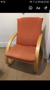 Used Armchair Ikea Poang Armchair Nursing Chair In Good Used Condition In