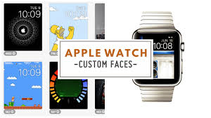 how to setup custom apple watch faces youtube