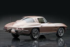 corvette auctions corvette auction preview the don davis collection at rm auctions