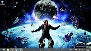 space themes for windows 8 1 dead space 3 windows 7 and windows 8 theme ouo themes