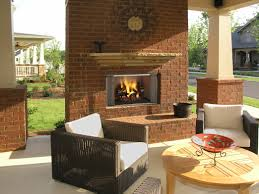 heatilator villawood 36 u0026 42 outdoor wood fireplace h2oasis