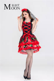 online get cheap red dress ghost aliexpress com alibaba group