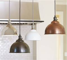 bar pendant lights light kitchen lighting fixtures antique copper