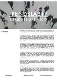 design management elisava trendslab17 barcelona program