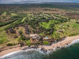 molokai ranch third of hawaiian island is for sale business