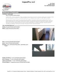 sample inspection report simplebooklet com