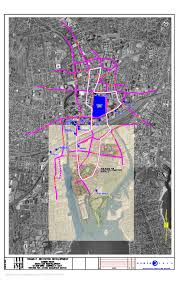 Commute Map Conndot Tiger Discretionary Grant Program Round I