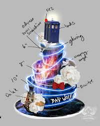 themed wedding cakes doctor who themed wedding cake artisan cake company