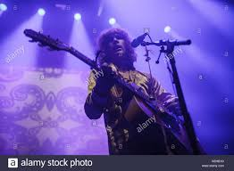 rock artist who died 2016 the finnish psychedelic rock band death hawks performs a concert the
