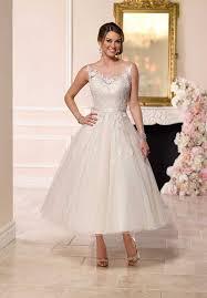 wedding dresses at vibrant t length wedding dresses best tea jpg