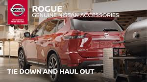 nissan rogue midnight edition commercial 2017 nissan rogue accessories load up the take alongs with ease