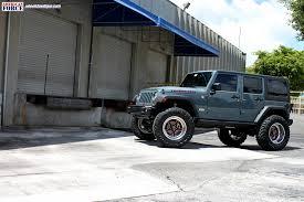 slammed jeep wrangler jeep wrangler rubicon 10th annv on american force wheels flickr