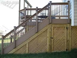 this old house tommy replaces lattice under porch google search