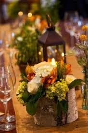 scare up autumn with colorful wedding centerpieces