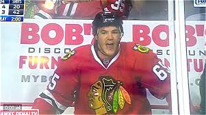 Andrew Shaw Meme - andrew shaw of chicago blackhawks uses disgusting anti gay slur at