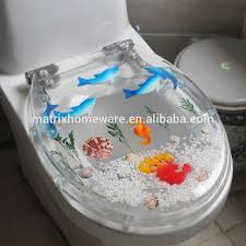 themed toilet seats china transparent resin toilet seat wholesale alibaba